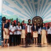 Fashion Show conducted for Vanitha Cover Page Competition  on 27th July 2017